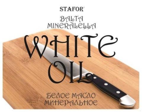 Eļļa WHITE OIL 0.5L virtuves  piederumiem
