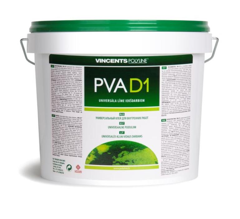 Vincents PVA D1 10kg Multipurpose adhesive for internal work