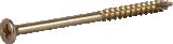 Montāžas skrūve 3.4x55mm FZG 250 gab/iep., ESSVE 557155