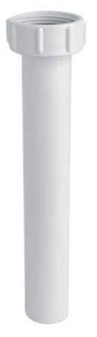 Sifona pagarinājums caurule  1 1/4'x32 mm , 200 mm  AS7N-20