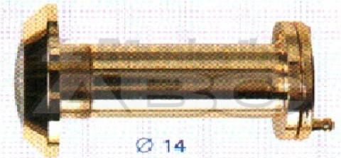 Durvju actiņa 55-70mm  misiņš