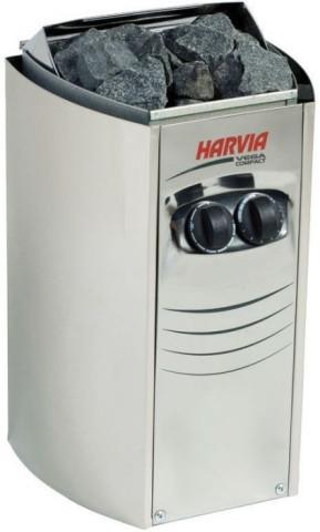 Krāsns pirts el. VEGA COMPACT  BC35 steel HCB350400S  HARVIA