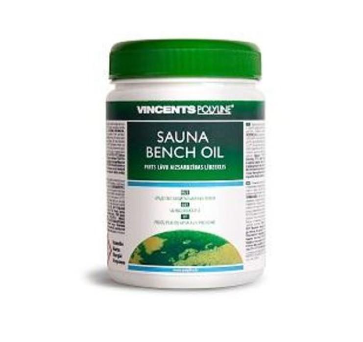 SAUNA BENCH OIL 0.25L Pirts lāvu aizsarglīdzeklis