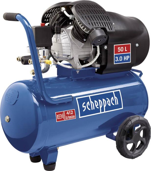 Kompresors SCHEPPACH HC 52dc 50 L 8 bar