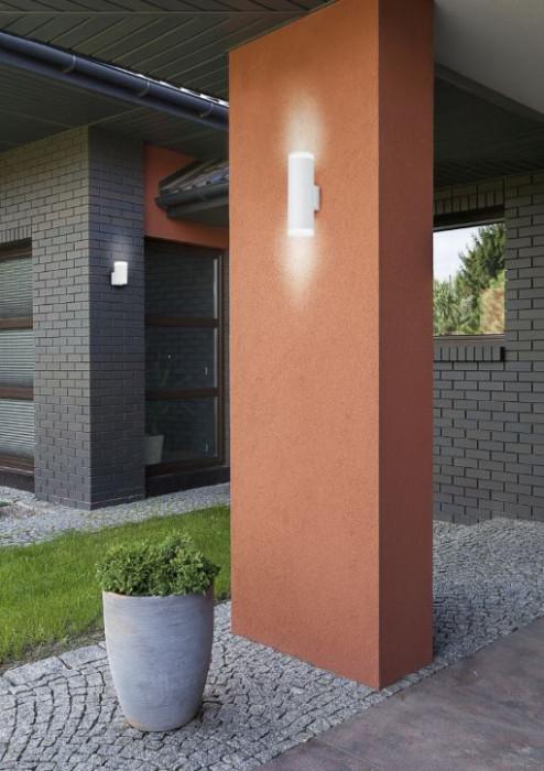 Āra sienas lampa TRIO Aracati LED SMD 2X4W 2x340Lm IP44 balta R28212131