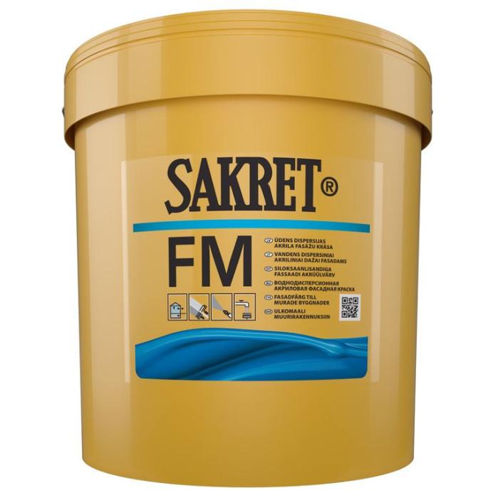 Sakret FM A 9l Facade paint