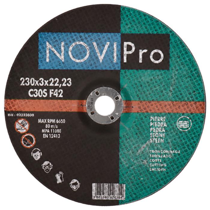 Griezējdisks akm 230X3.0  Novipeo