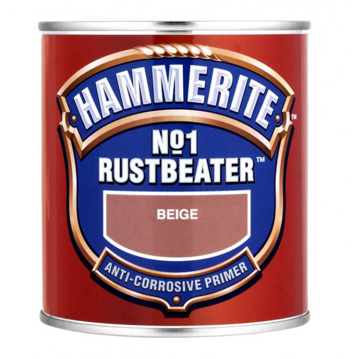 HAMMERITE No.1 Rustbeater 500ml Dark Brown