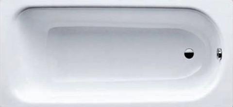 Vanna Eurowa 150x70cm,  balta, tērauda 2.3 mm  119600010001