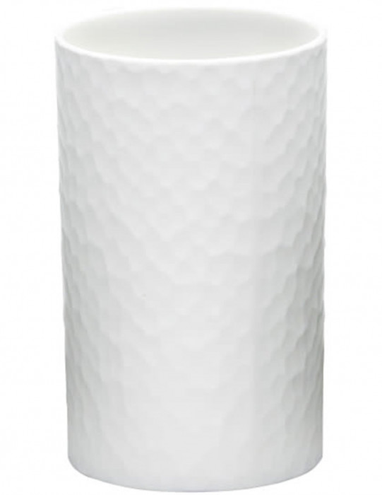 Ridder glāze Crimp balta, ABS