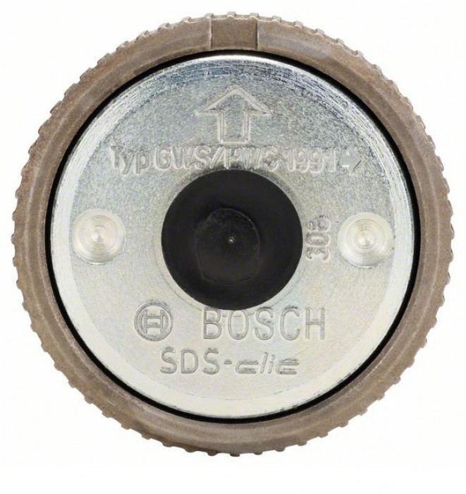 Bosch Quick Clamp SDS CLIC Bolt Nut