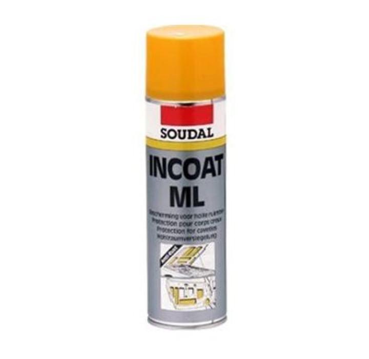 Soudal INCOAT ML - anti corrosive coating 500ml