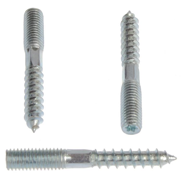 Tapskrūve cinkota M8x160 (100)