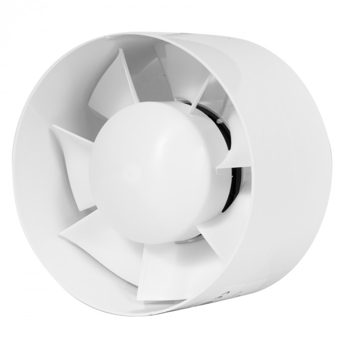 Duct fan E-EXTRA, ø125mm with a timer