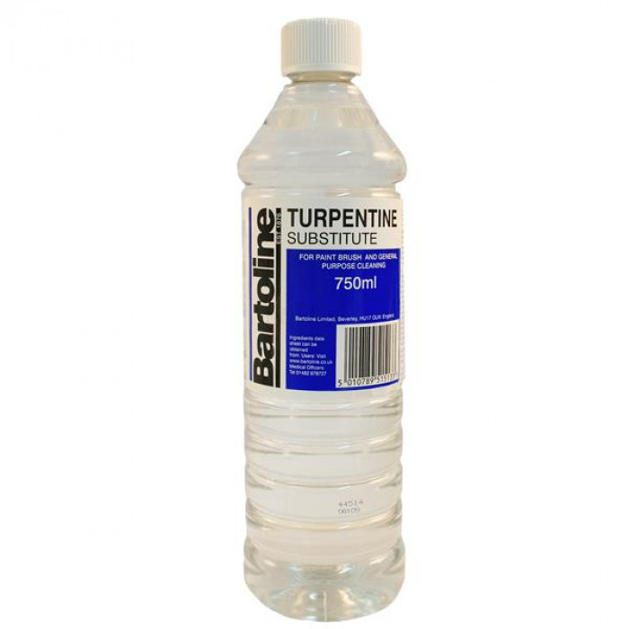 Bartoline Turpentine substitute 750ml