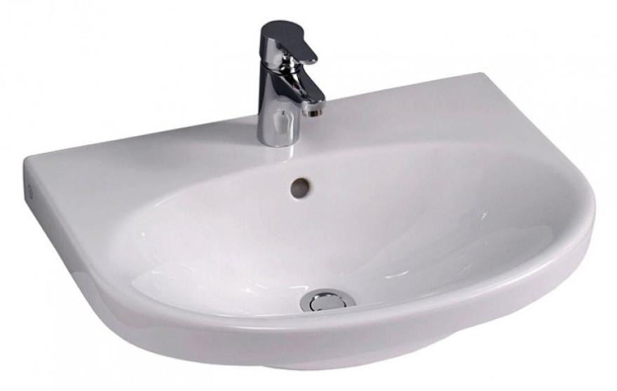 Bathroom sink Nautic 5560 - for bolt/bracket mounting 60 cm