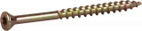 Skrūve OSB Hobau 4.8x65mm Zn dzeltena,TX20 350gab/iep., ESSVE 552466