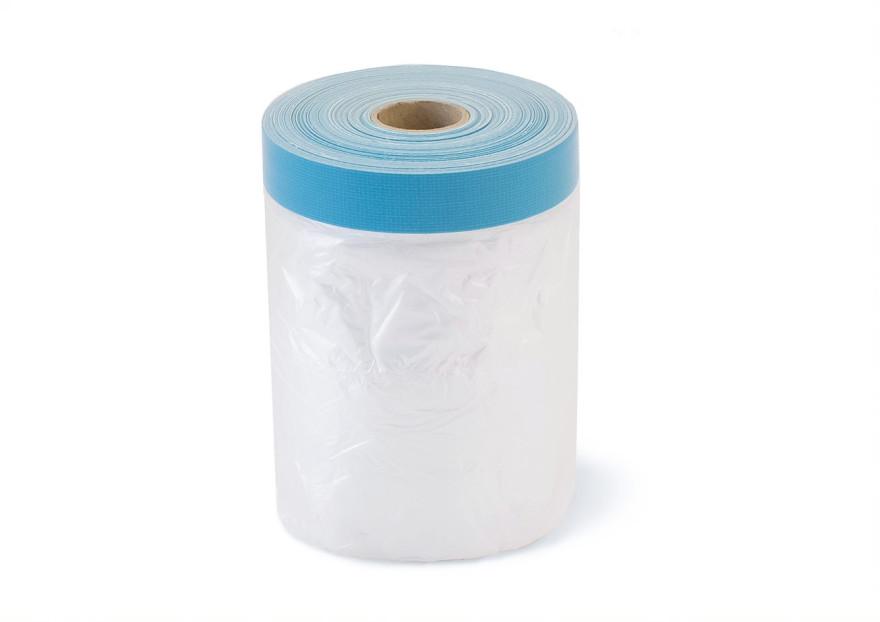COLOR EXPERT CQ Poly/Fabric thick 140cmx14m, K 20cm Band light blue UV21