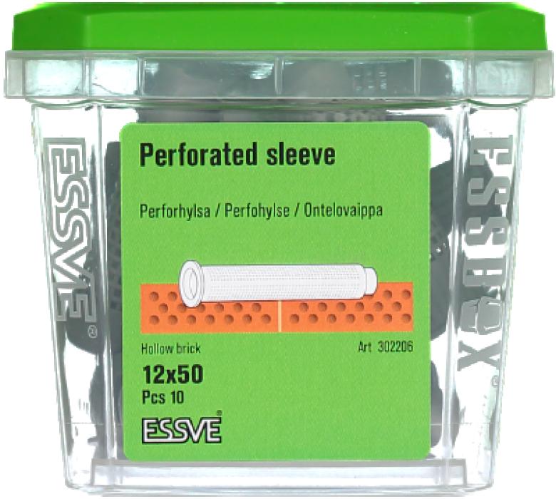 Sietiņš 12x50 enkurmasai 10gab/iep., ESSVE 302206