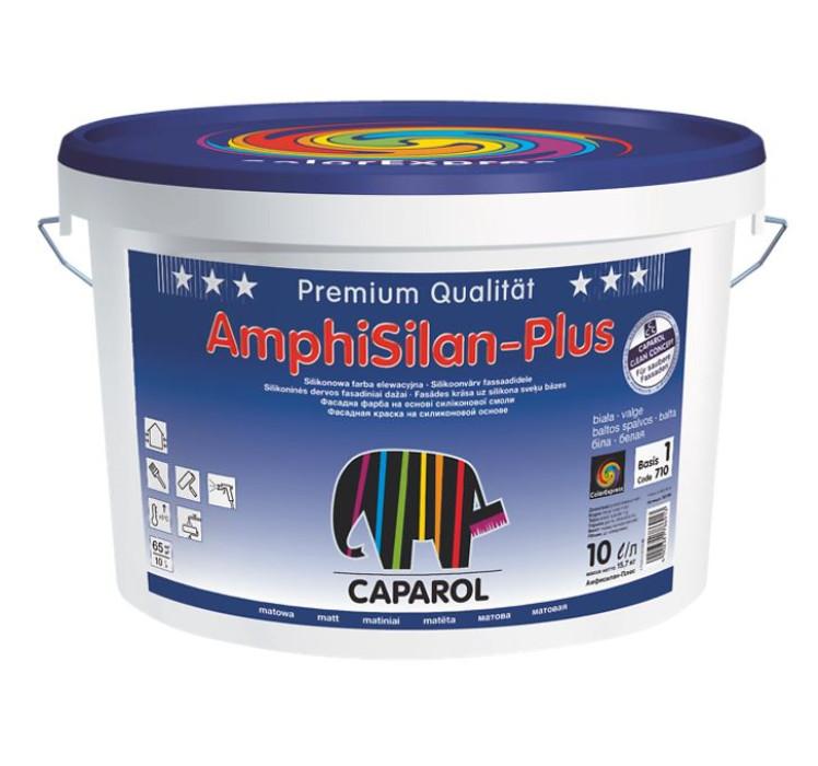 Silicone facade paint AmphiSilan-Plus B1 10L