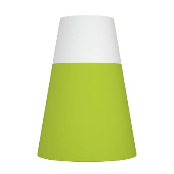 LAMPA respect 22 toņa  balts/laima zaļš