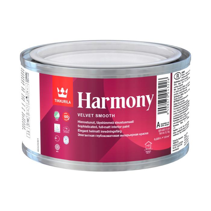 Tikkurila HARMONY C 0.225L acrylate latex paint