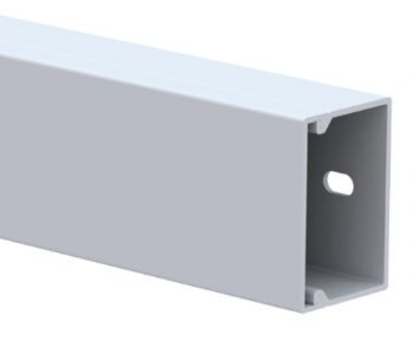 Cable trunking GGK MINI 10x22 2.1m white