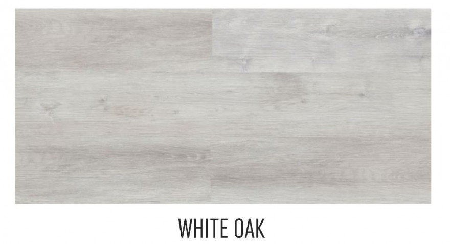 LVT-vinila flīzes WHITE OAK  1220x180x4,2mm (2.196)