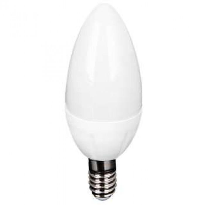 Spuldze NOVIPRO LED 6W 470Lm E14 svečveida