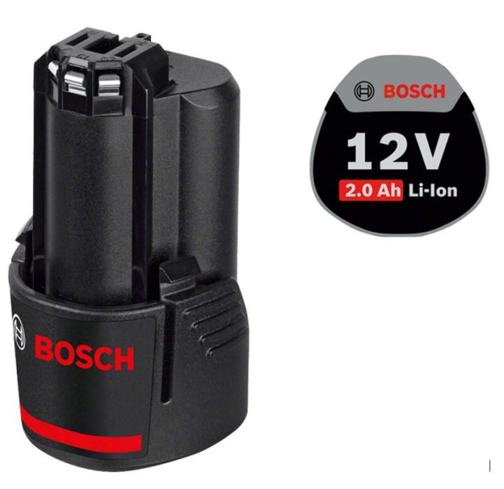Bosch GBA 12v (10.8v) 2.0Ah Li-Ion Battery 1600Z0002X