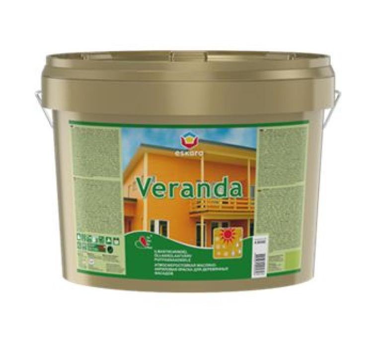 Paint Eskaro Veranda TR BASE 2.7 L