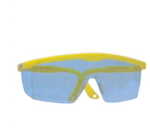 Aizsargbrilles zilas