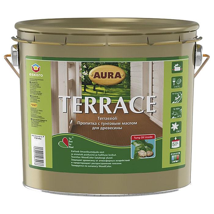 Oil Terrace Oil 2.7L, wooden floors