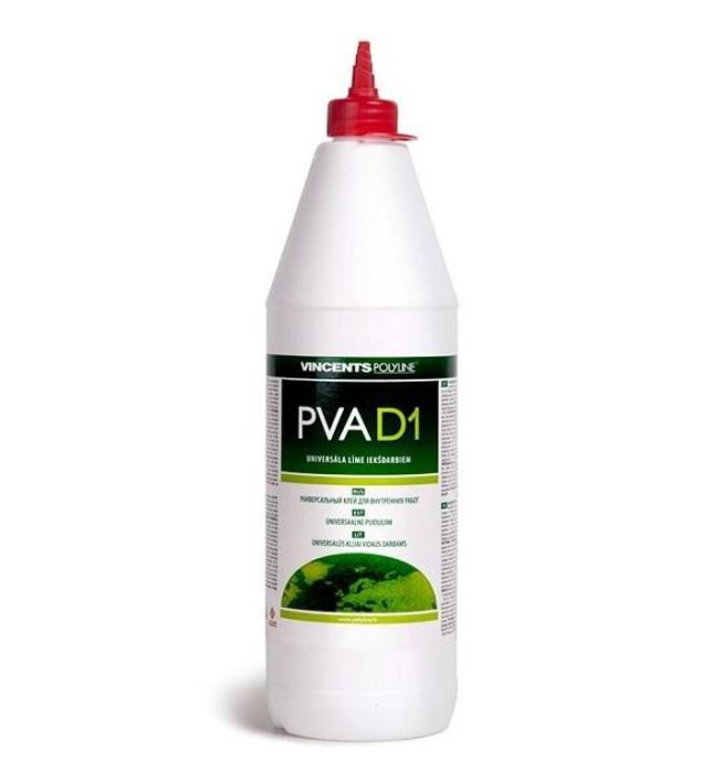 Vincents PVA D1 1kg Multipurpose adhesive for internal work