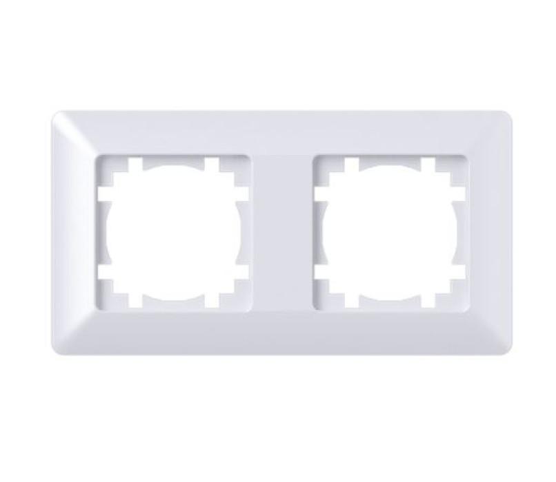 MIKRO frame 2-way. white