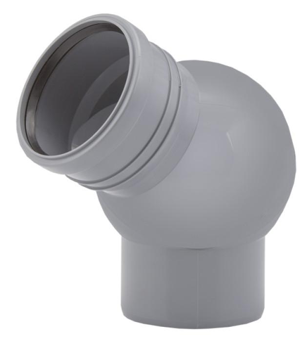 93393 regulējams līkums  D110mm