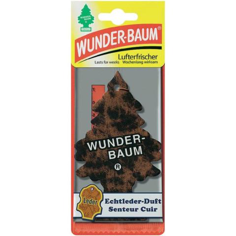 WUNDER-BAUM Leather  Gaisa atsvaidzinātājs