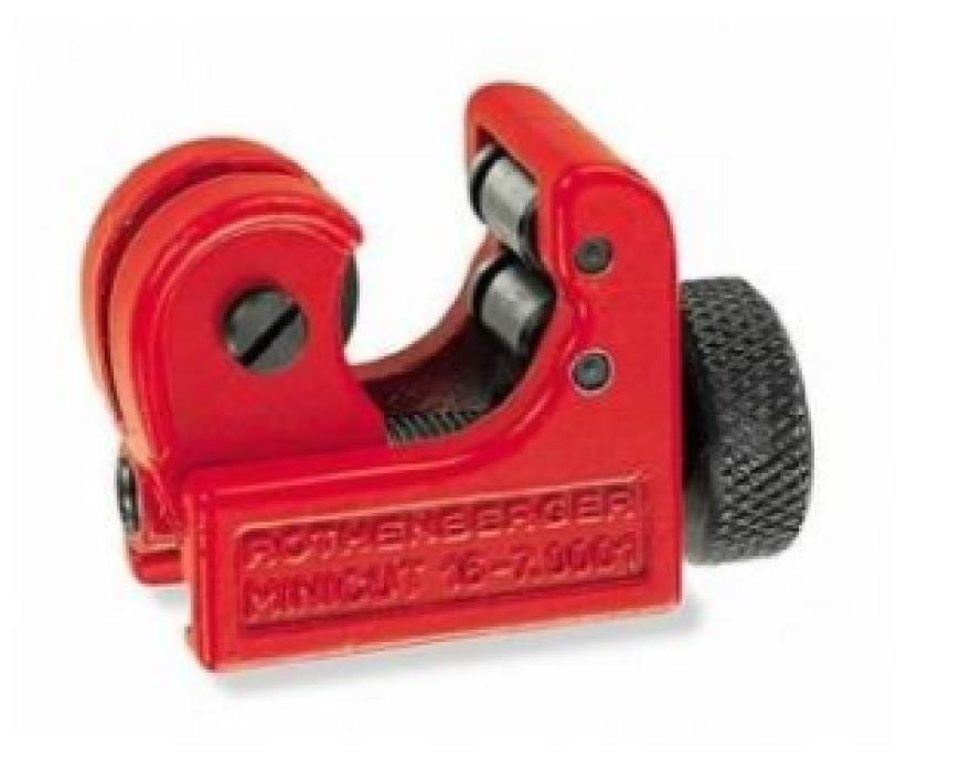 Cauruļu griežamais MINICUT I    3-16mm