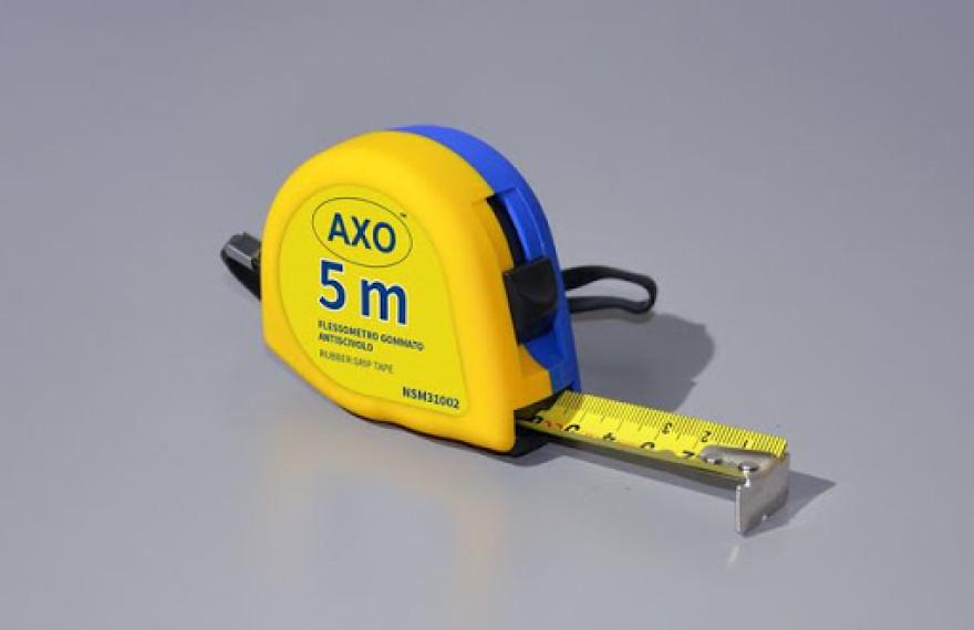 Mērlente 8m/25mm AXO