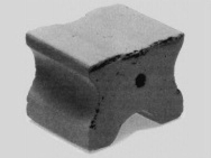 Фиксатор арматуры из бетона CS 20/25/30 mm, 500 шт. / упак.