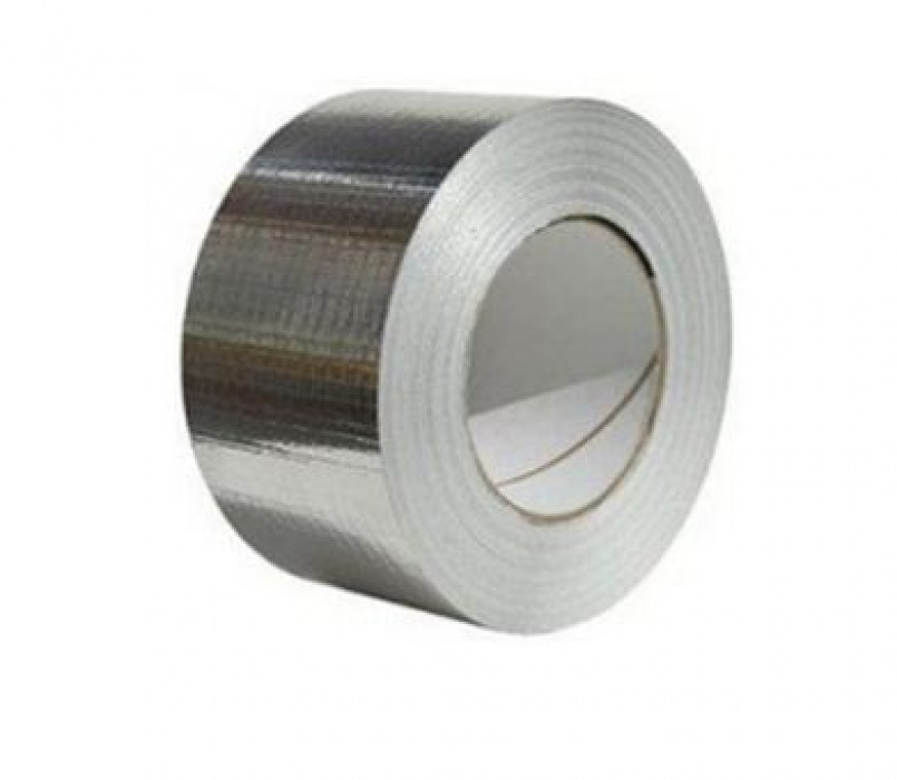 NOVIPRO aluminium tape 50mm x 25m