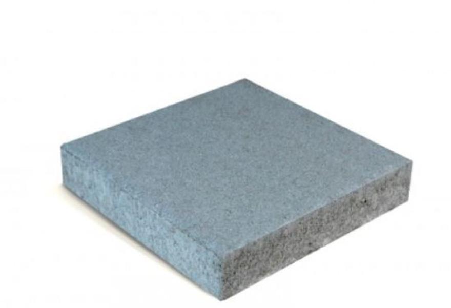 Concrete slab 300x300x60mm gray132 / 11.9m2 / 1676kg / on the pallet ŠP4-6