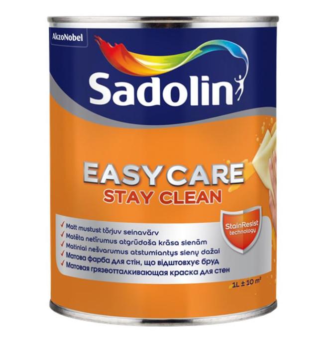 Sadolin EasyCare BW 1L Matt Wall Paint