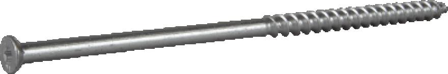 Skrūve vieglbetona 8x200mm CS gremdgalva 50gab/iep., ESSVE 105317