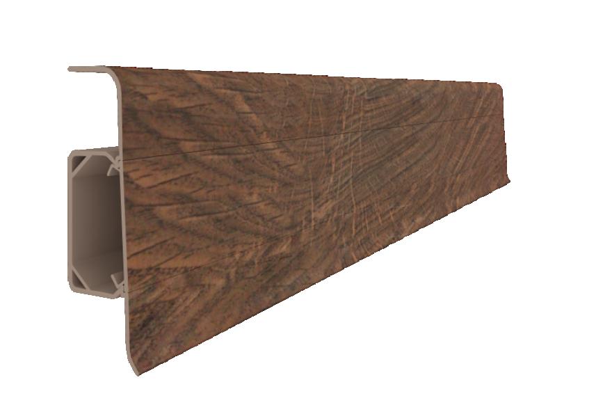 SKIRTING BOARD 612 ESQUERO  66.6x21.9x2500mm