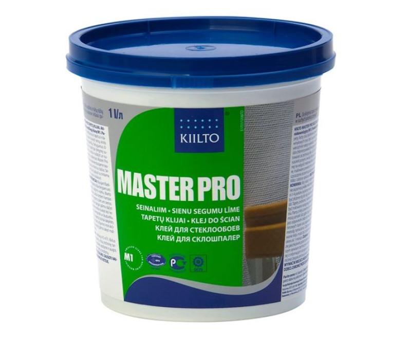 Wallpaper adhesive Master PRO 1L Kiilto